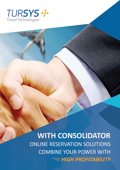 Consolidator Online Reservation Solutions